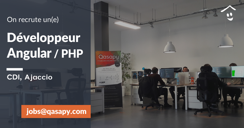 On Recrute Developpeur Angular Php